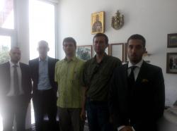 Састанак са РОВС-ом, септембар, 2017.