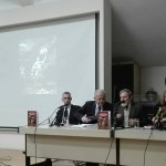 Promotion of the new book of historian Živojin Andrejić, about the Order of the Dragon, February, 2018.