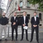 Уручена протестна нота амбасади Републике Турске