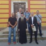 Посета цркви у Остружници 15. Август 2020.